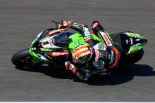 Rea keeps clear of van der Mark to start Misano on top