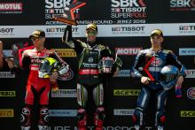 Sizzling Rea scorches Bautista in Jerez Superpole