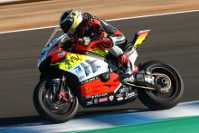 Step forward drives Bridewell to maiden WorldSBK top ten