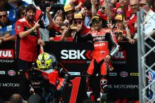 Second chance for Bautista to secure Ducati home win
