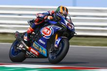 van der Mark edges Rea despite heavy high-side at Misano