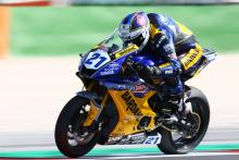 Krummenacher beats Caricasulo in last-lap scrap at Misano