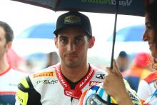 Mercado secures partial WorldSBK campaign with Team Motocorsa