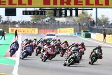 2020 World Superbike grid so far…