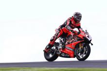 Redding leads pack at Phillip Island