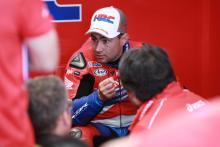 Haslam: Honda's work never stops