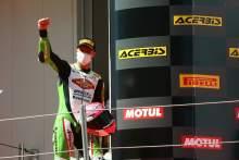 Scott Deroue, Catalunya WorldSSP300 race2, 2020