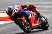 Honda mempertahankan Leon Haslam bersama Alvaro Bautista untuk musim WorldSBK 2021