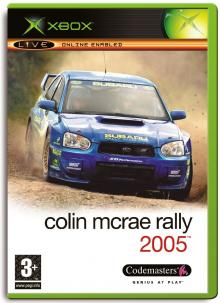 Colin McRae goodies up for grabs - again!