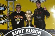 Post race quotes - 2004 Nextel Cup Champion team.