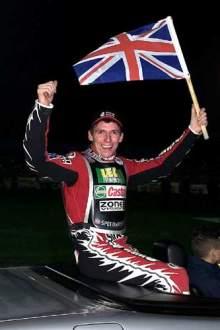 Loram wins British Championship for third time.