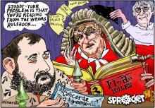 Mosley vendetta 'sad for the sport'.