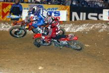 Hansen to sit out rest of Supercross season.