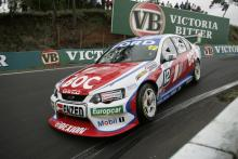 Porter and Brede to drive second BOC Falcon.
