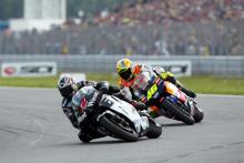 Rossi to match Barros MotoGP record