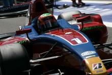 Chandhok overturns Sunday luck for German win.