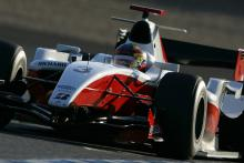 Jerez test - day one: 29 October.
