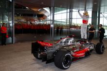 Webber: Lewis has justified rapid rise.