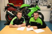 PBM, Kawasaki deal signed and sealed.