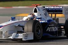 Klien set for race return?