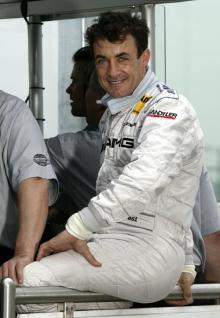 Alesi's day, Bernd's year in dramatic DTM finale
