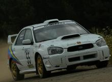 Rowe opts for caution to clinch PCWRC title.