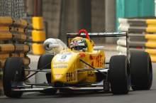 Qualifying times (1) - 50th Macau Grand Prix.