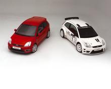 Ford Fiesta JWRC - technical specifications.