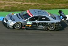Tomczyk secures super-pole at Hockenheim.