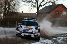 ERC: Ketomaa takes the lead in Latvia