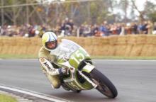 Kork Ballington coup for Classic TT