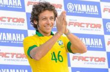 Valentino Rossi returns to Brazil