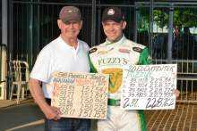 2013 Indy 500: Pole Day Fast 9 shootout