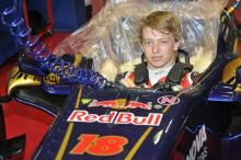 Cecotto included in Toro Rosso test quintet