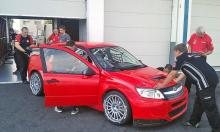 LADA tests 2014-specification car