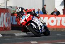 Dunlop stuns Guy Martin with Gold Cup triumph