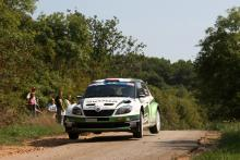 ERC: Kopecky celebrates title with big lead in Croatia