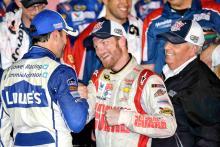 """Daytona赢得了""""你可以成为驾驶员的最大感觉"""""""