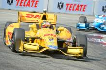 Long Beach: Qualifying results