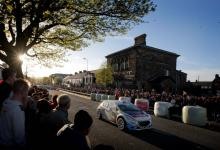 ERC: Local driver Craig Breen heads Irish Rally