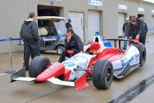 Indy 500: Practice 4 results
