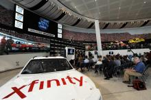 XFINITY to take over from Nationwide