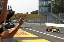 Monza: GP2 sprint race results