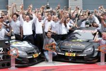 Mercedes confirms drivers, Petrov dropped