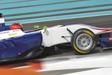 Abu Dhabi: GP3 race 1 results