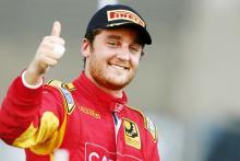 Coletti wins race, Vandoorne second in championship