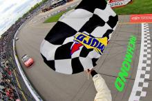 Richmond: Sprint Cup Series results