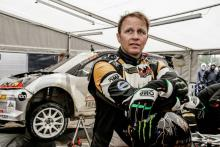 RX: Solberg pleased after Citroen DS 3 worries