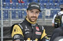 Indy 500: Hinchcliffe undergoes surgery after practice smash