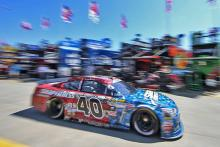 Charlotte: Sprint Cup qualifying results